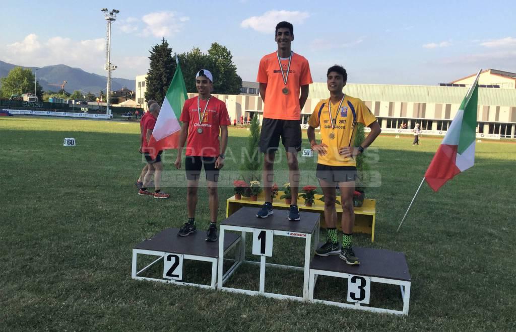 Campionati Italiani Societari di Atletica Leggera a Bergamo