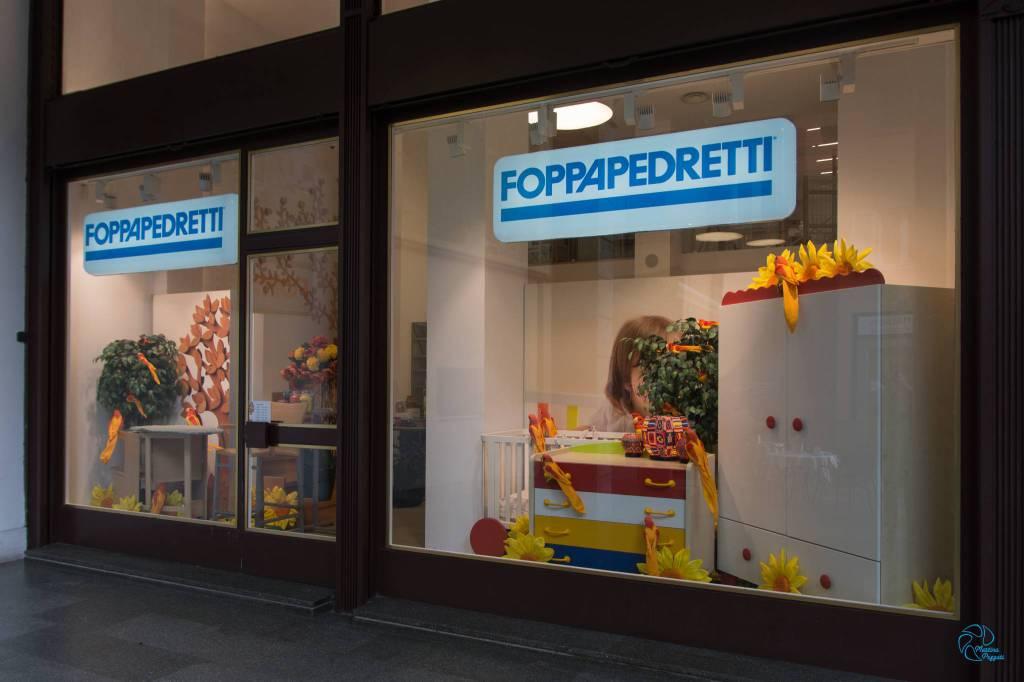 Foppapedretti torna in centro a Bergamo: una nuova boutique in via Sant'Orsola