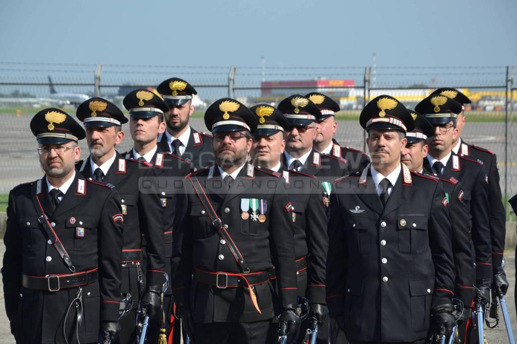 La festa dell'Arma dei carabinieri 2018