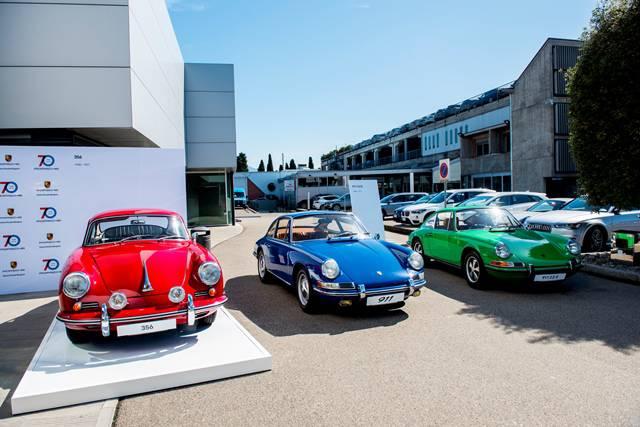 Porsche Bonaldi