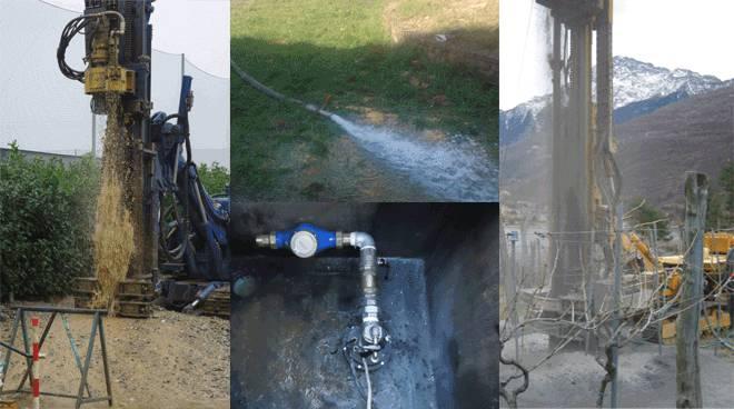Sgb Trivellazioni Per Pozzi D Acqua Ad Uso Potabile E Irriguo