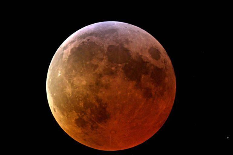 """Notte rossa"""", l\'eclissi totale di luna da Scanzorosciate - Bergamo News"""