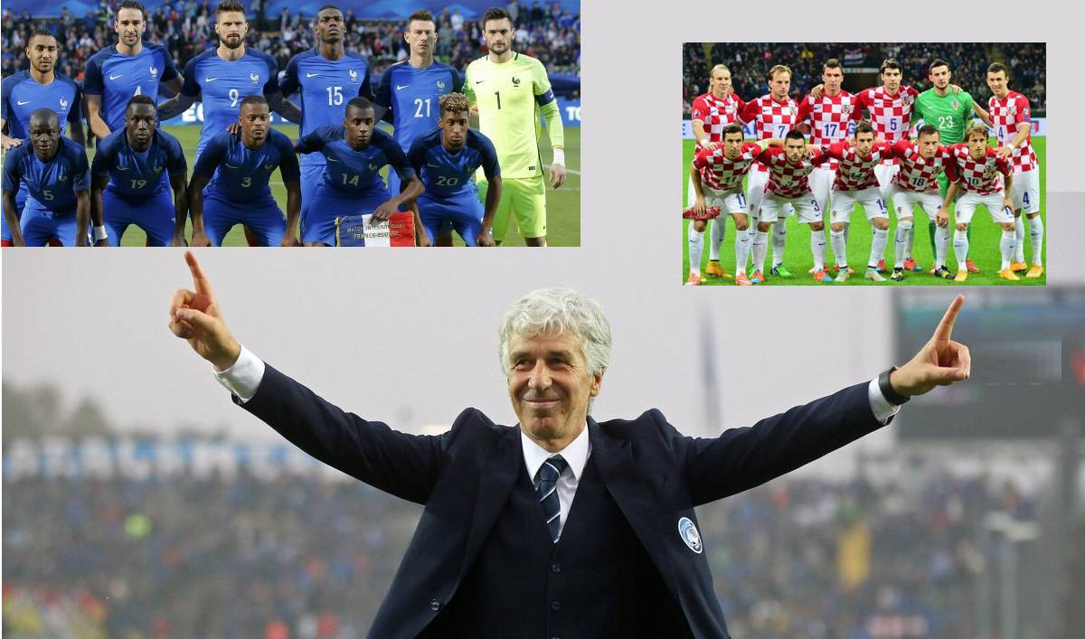 Mondiale alla Francia, a Piacenza è festa croata nonostante la sconfitta foto