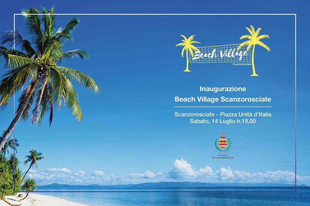 Beach Village a Scanzorosciate