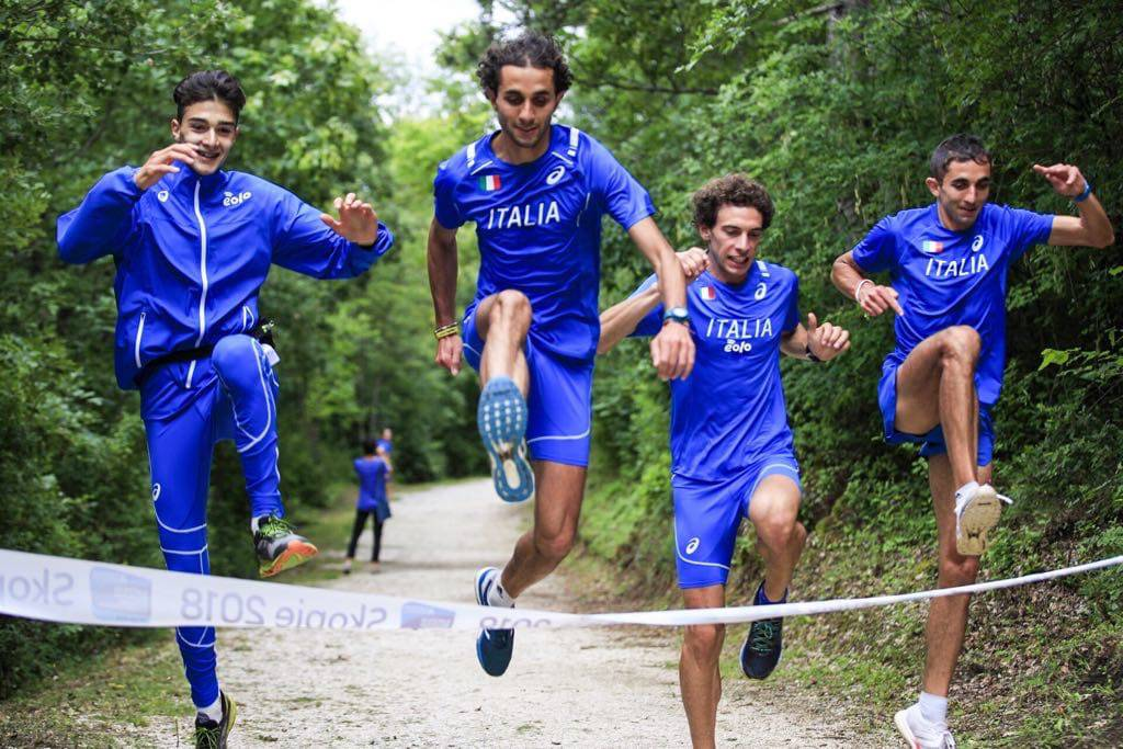 Campionati europei corsa in montagna 2018