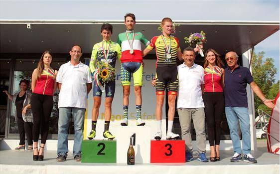 campionati italiani juniores cronometro 2018 - Andrea Piccolo