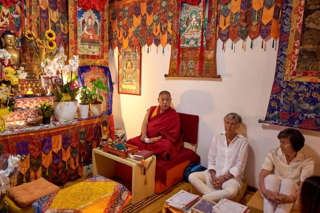 centri buddhisti