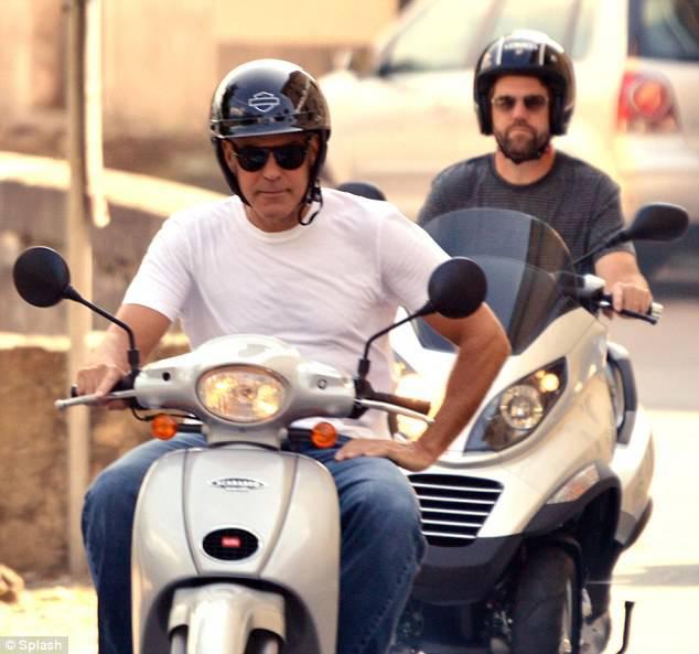 incontri George Clooney WG velocità datazione Würzburg