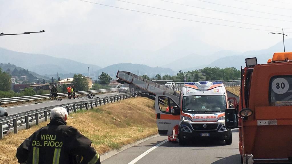 Incidente ad Albano Sant'Alessandro