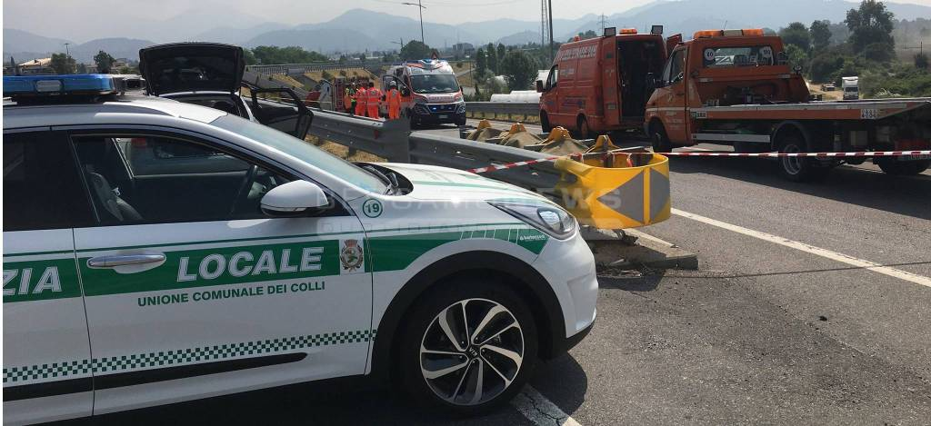 incidente Albano Sant'Alessandro
