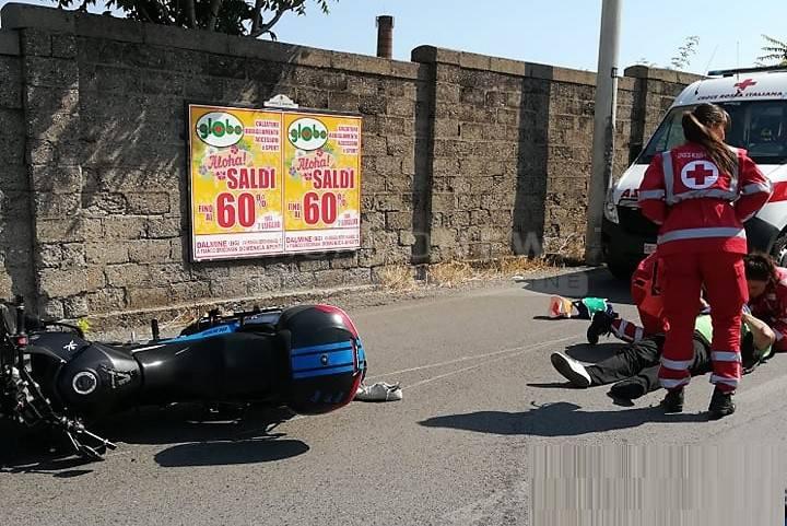 Incidente via Gavazzeni