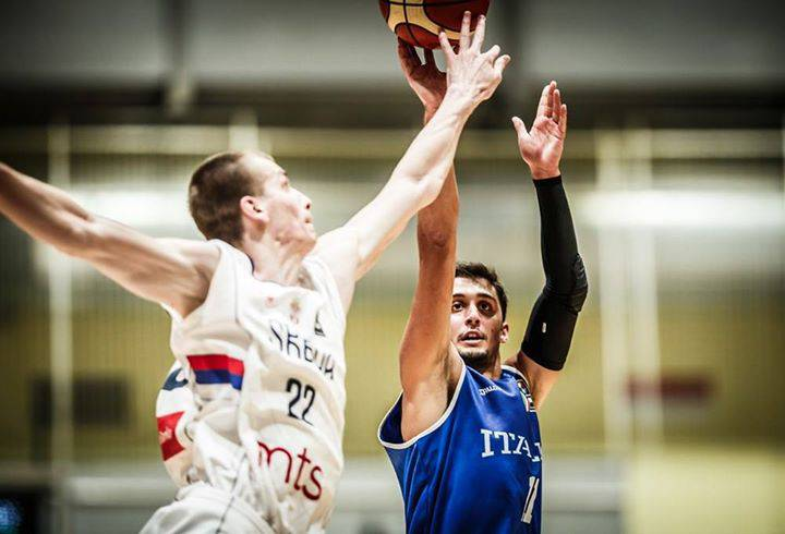 italia croazia italbasket europei under 20