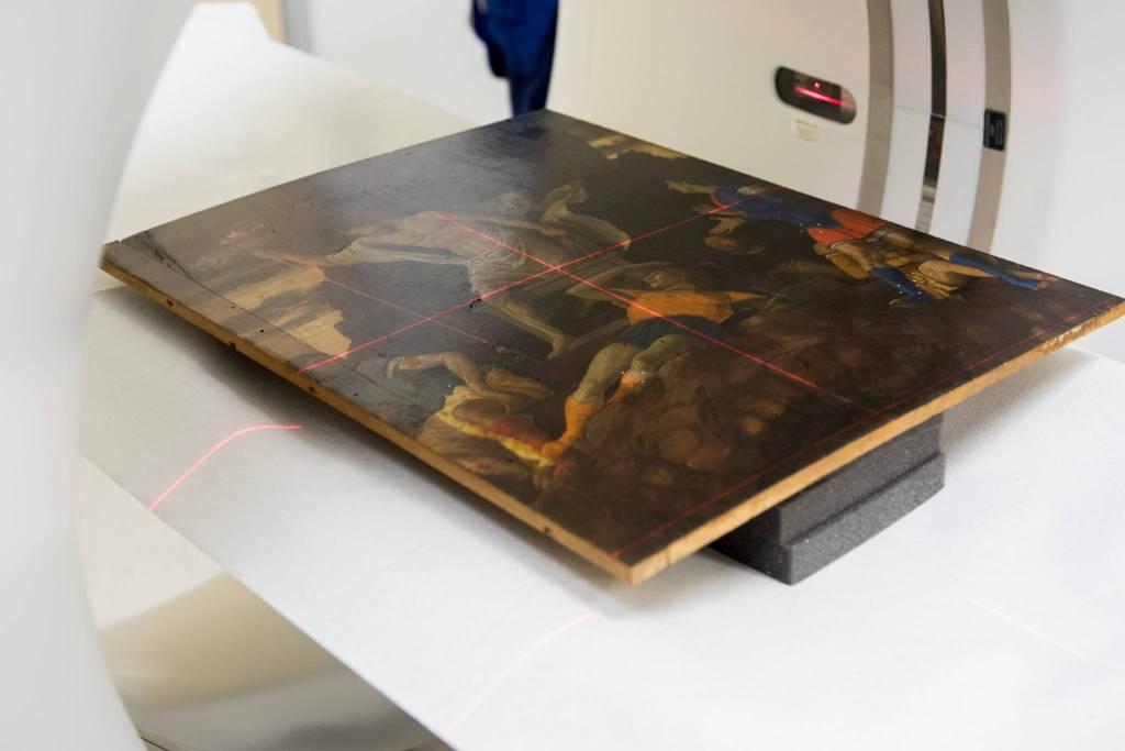 La Resurrezione di Mantegna: le indagini scientifiche alla Gavazzeni