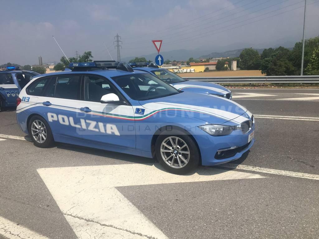 Polizia stradale nostra