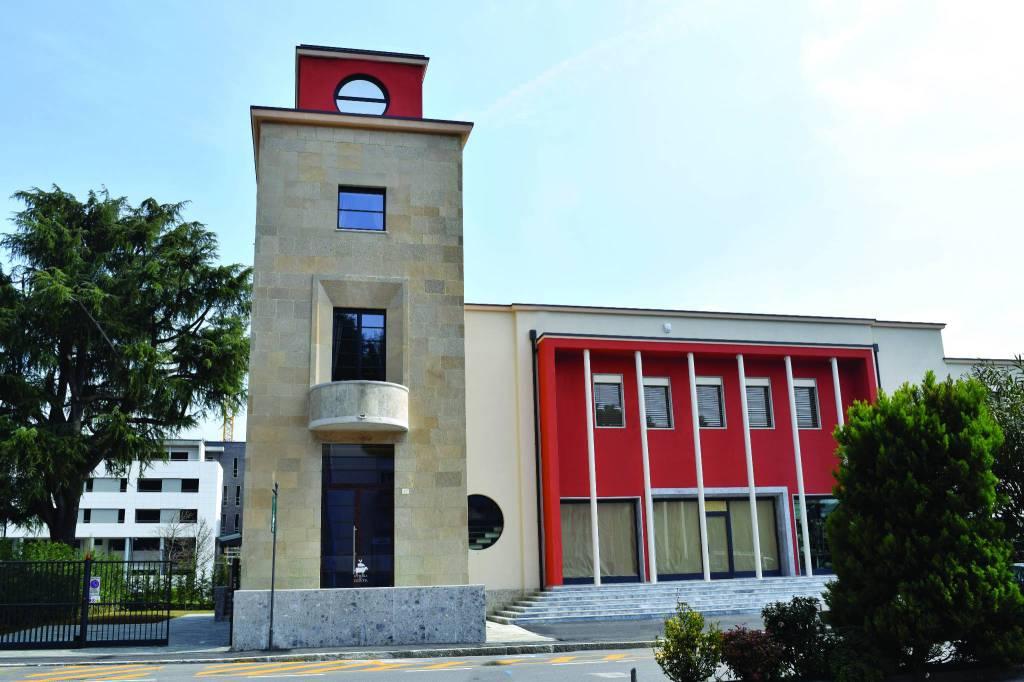 Torre della Casa del Popolo a Dalmine