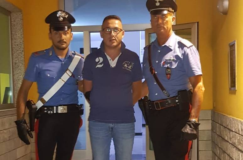 Arresto Cuppari
