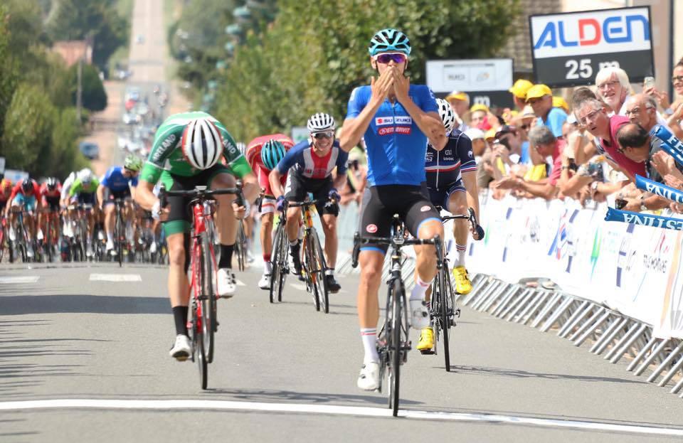 Alessandro Covi - Tour de L'Avenir 2018
