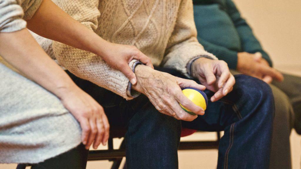 anziani case di riposo