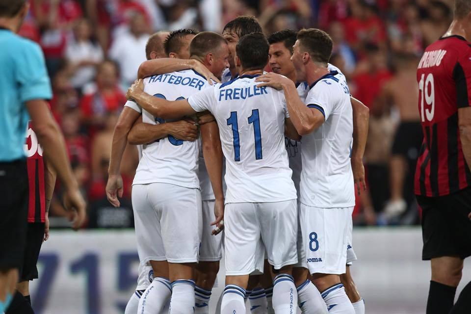 Europa League, l'Atalanta supera l'Hapoel Haifa ed approda al playoff decisivo