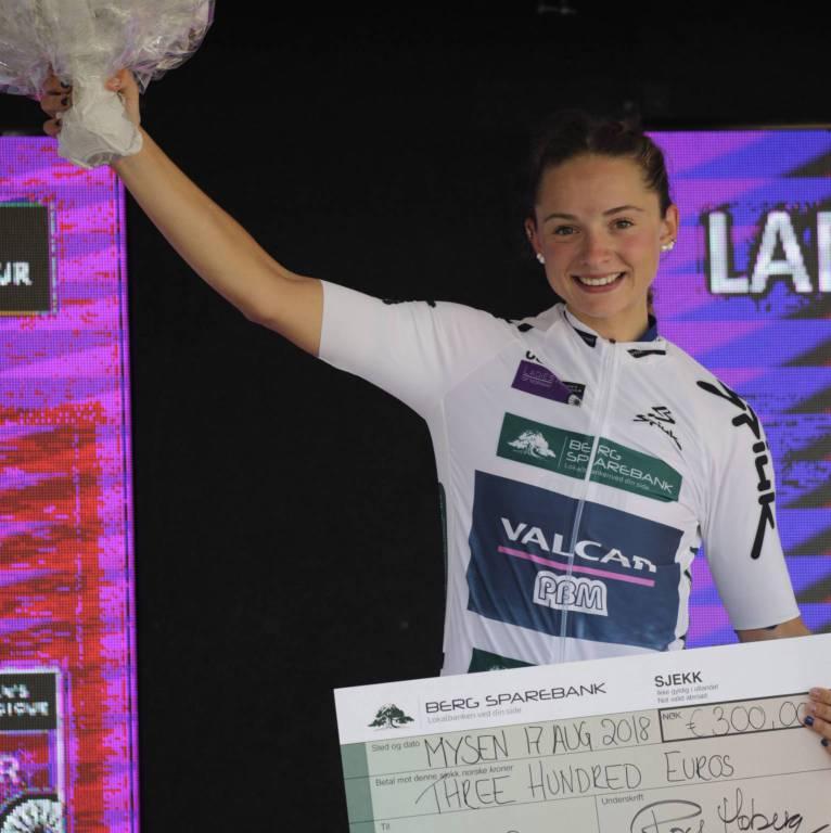 Chiara Consonni - Tour of Norway 2018