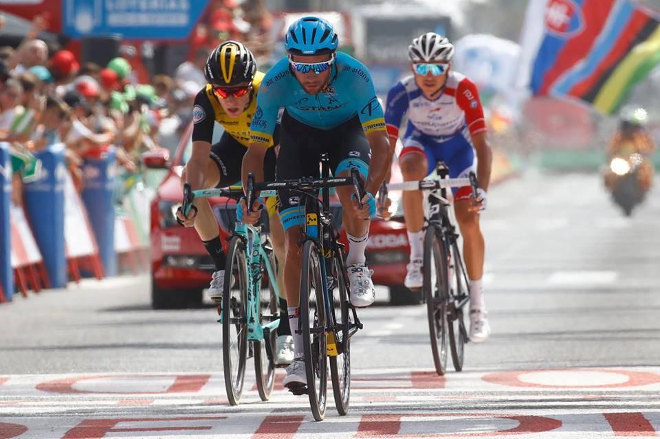 Davide Villella - Vuelta di Spagna 2018