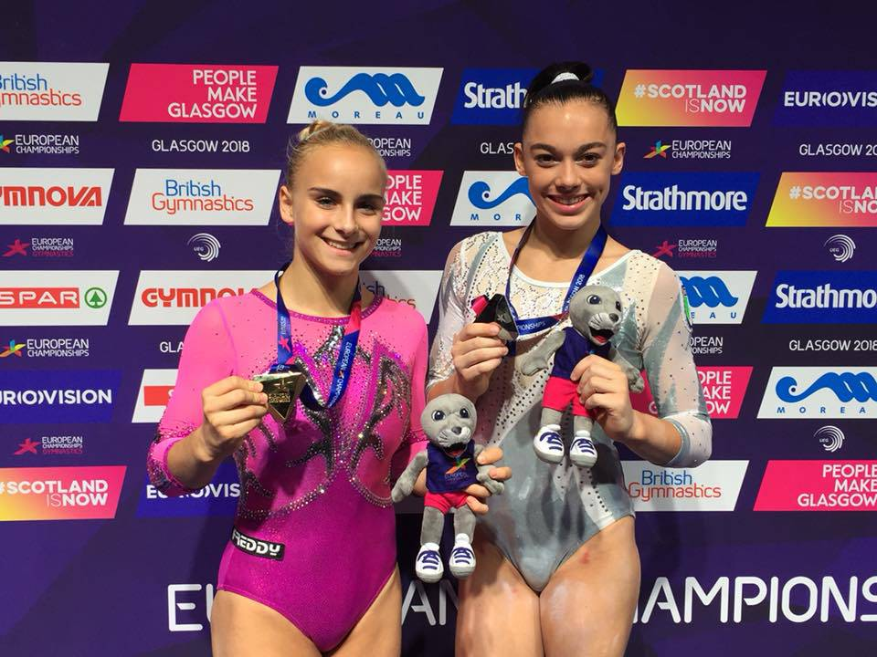 Giorgia Villa - Campionati Europei 2018