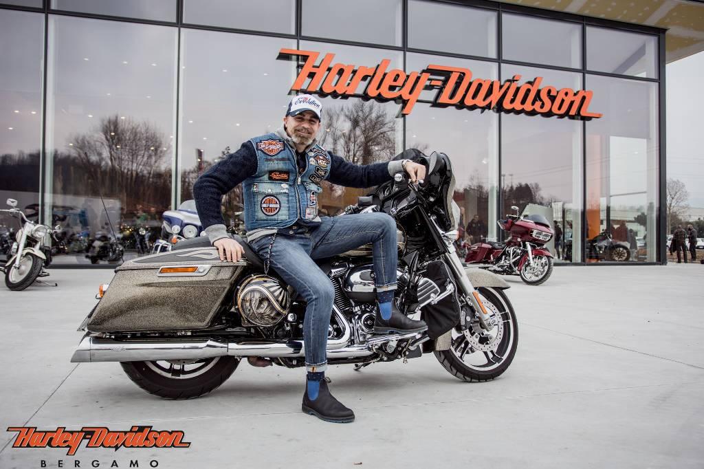 Servizio di incontri Harley Davidson