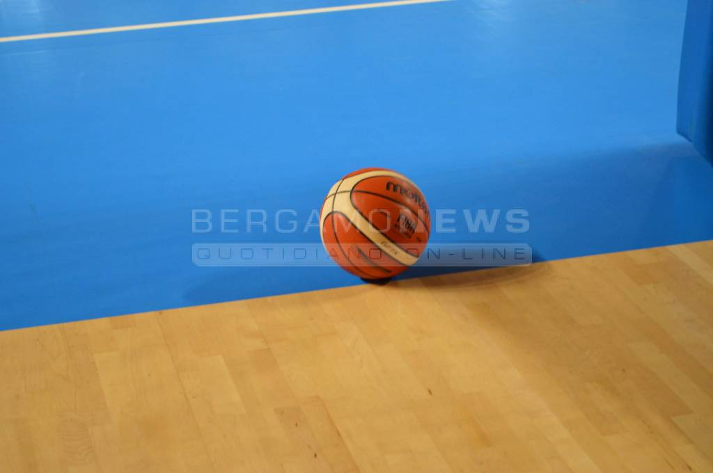 Il raduno della Blu Basket