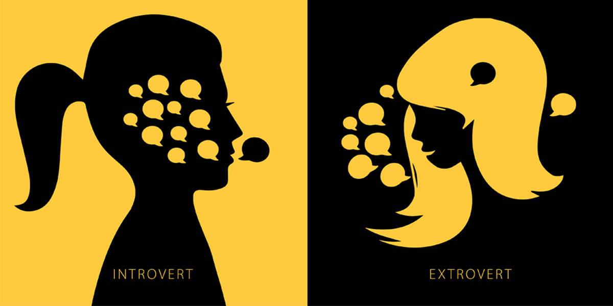 Può estroversi incontri introversi