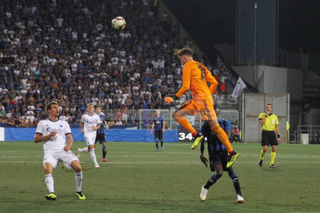 Le immagini del match