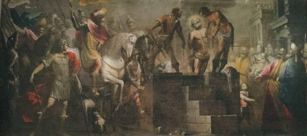 Martirio di San Bartolomeo
