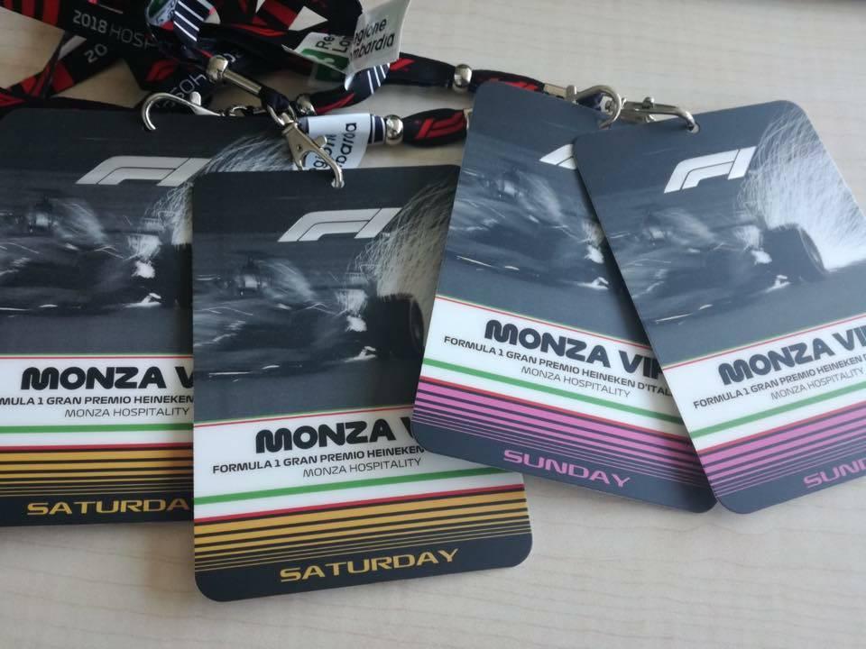Monza gran premio accrediti