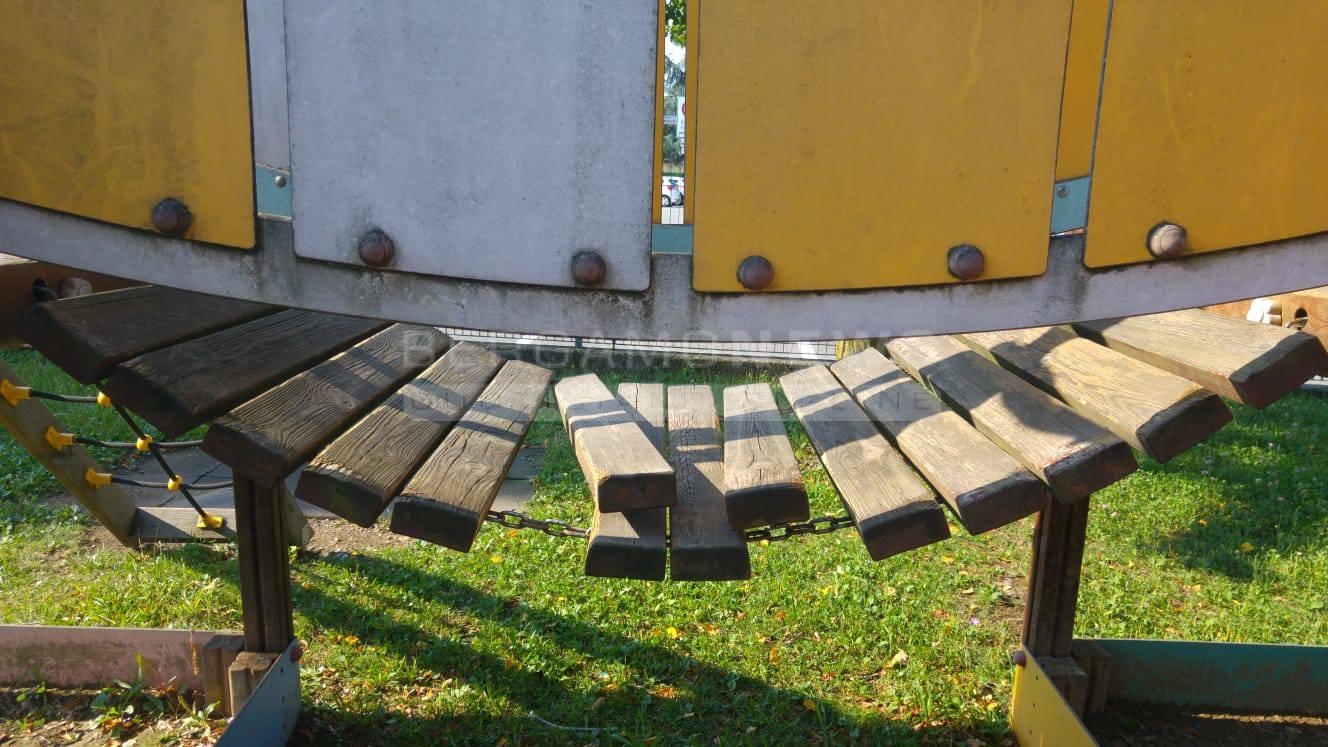 parco giochi Don Gnocchi  a Sorisole