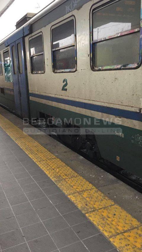 """""""Tratta Bergamo-Brescia: le condizioni dei treni"""""""