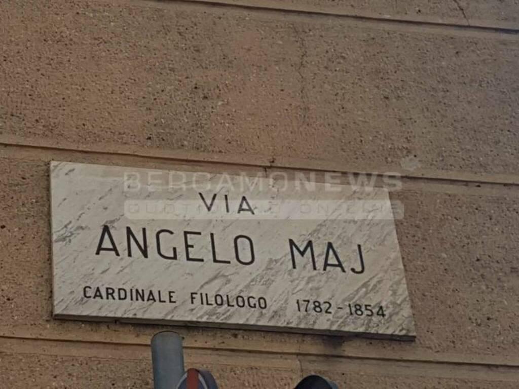 Via Angelo Maj