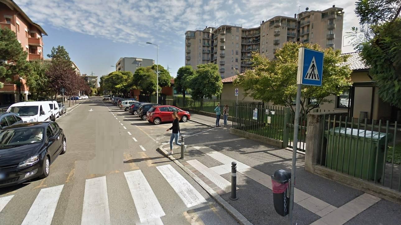 Via Caprera, Bergamo