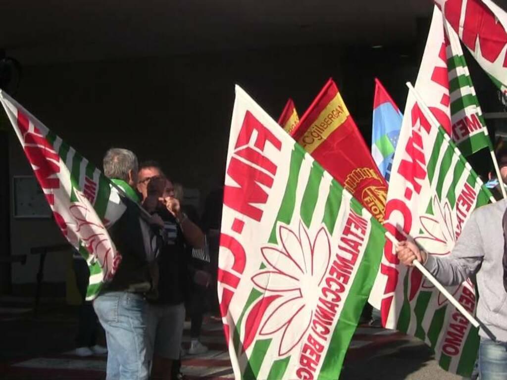 sciopero Tenaris