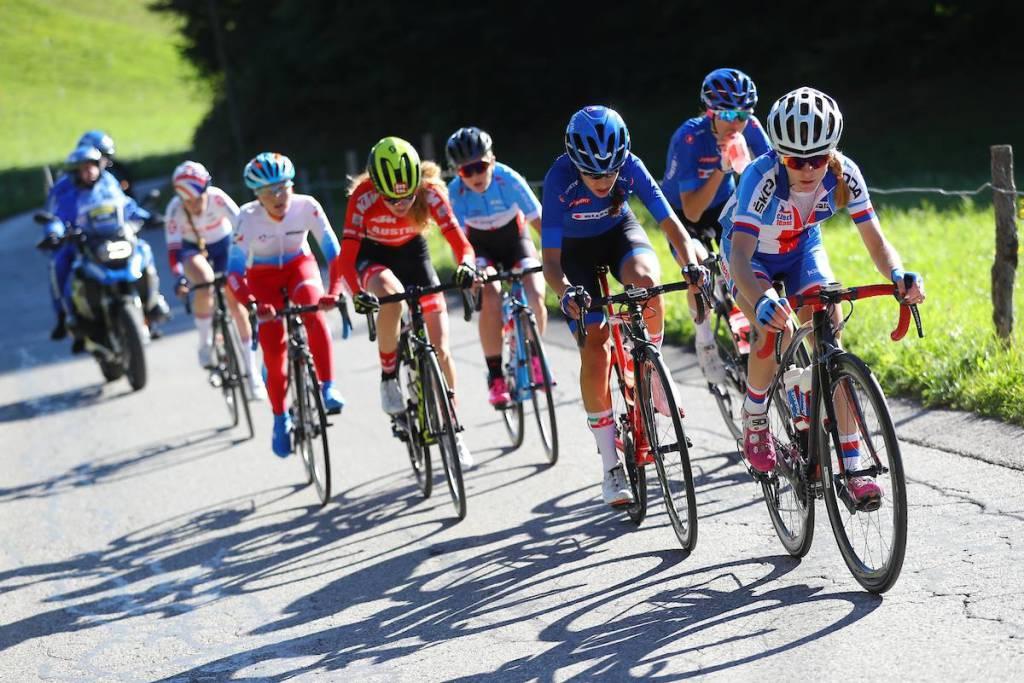Campionati del mondo ciclismo 2018 - juniores donne