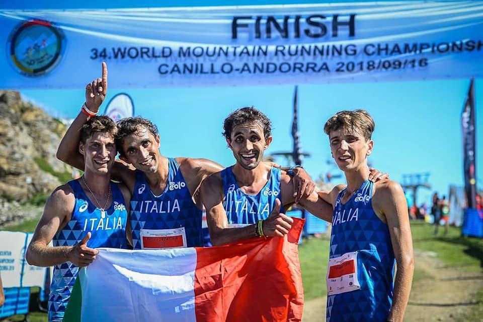 Campionati del mondo corsa in montagna 2018