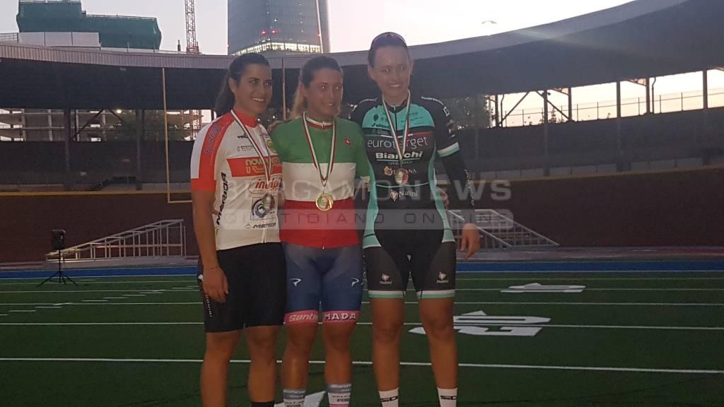 Campionati italiani di ciclismo su pista 2018 - seconda giornata