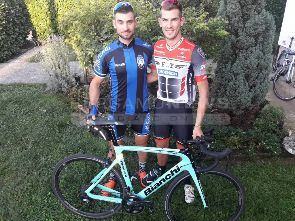 Everesting, la sfida di Marco e Simone
