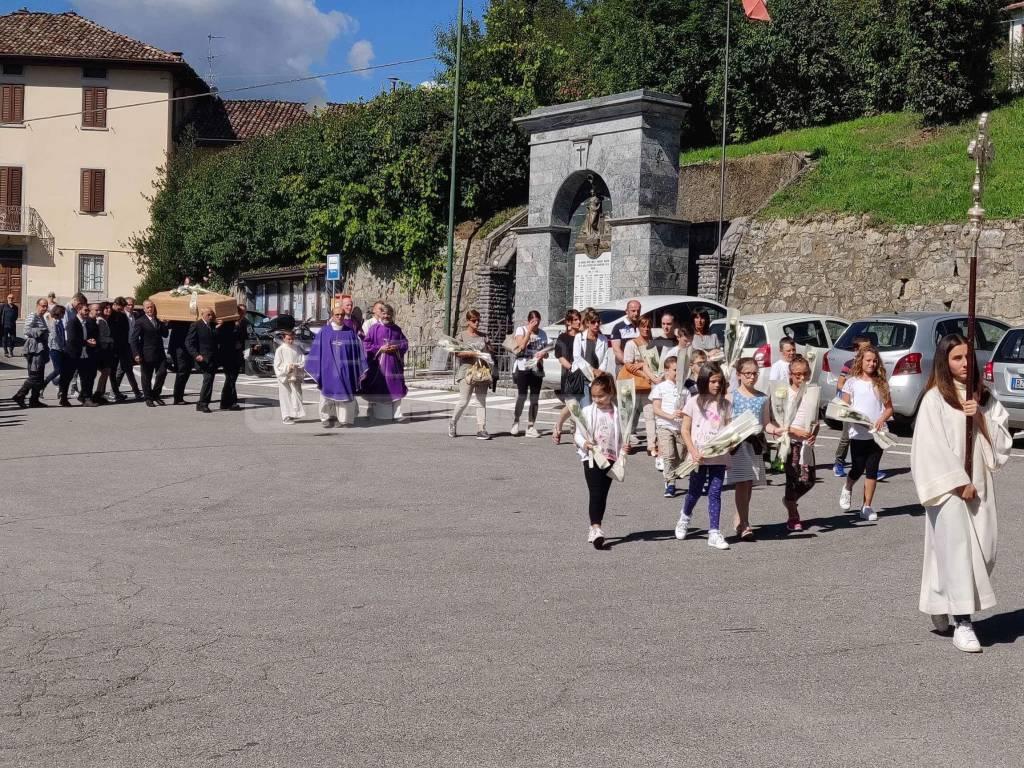 Funerale Giovanni Scanzi