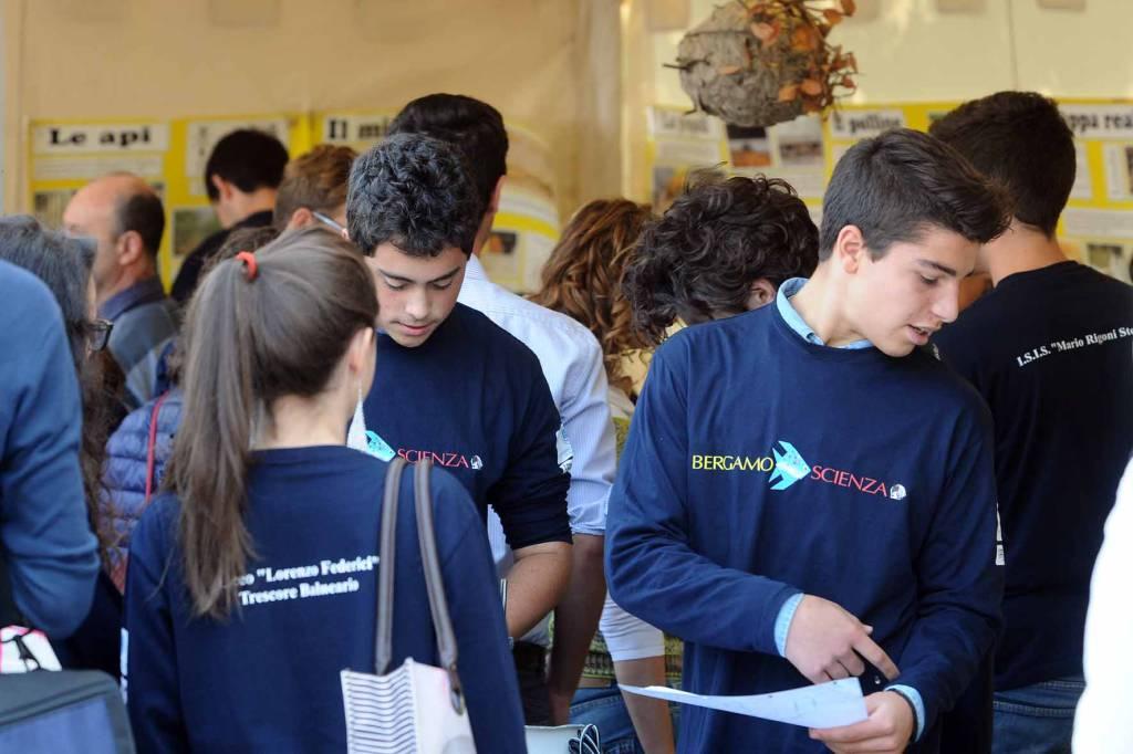 giovani e scienza