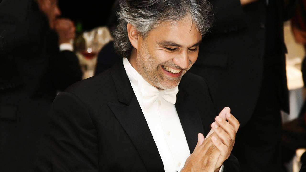 La notte di Andrea Bocelli