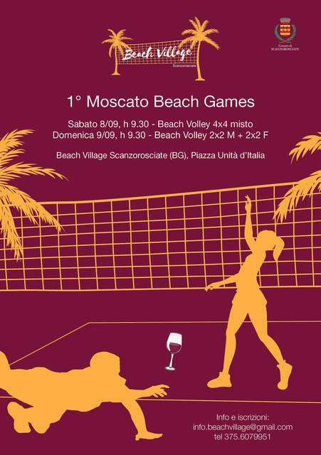 Moscato Beach Games
