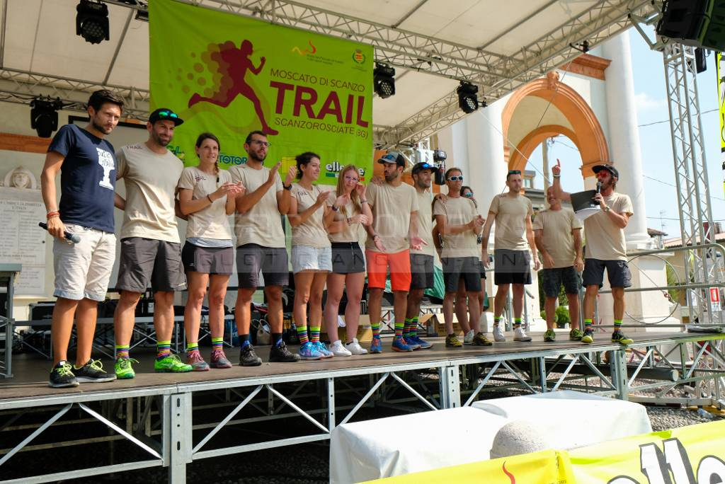 Moscato Trail record con 610 runners
