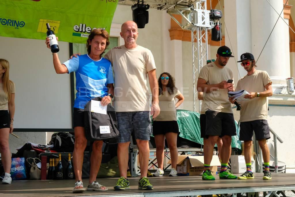 Moscato Trail record con 610 runners