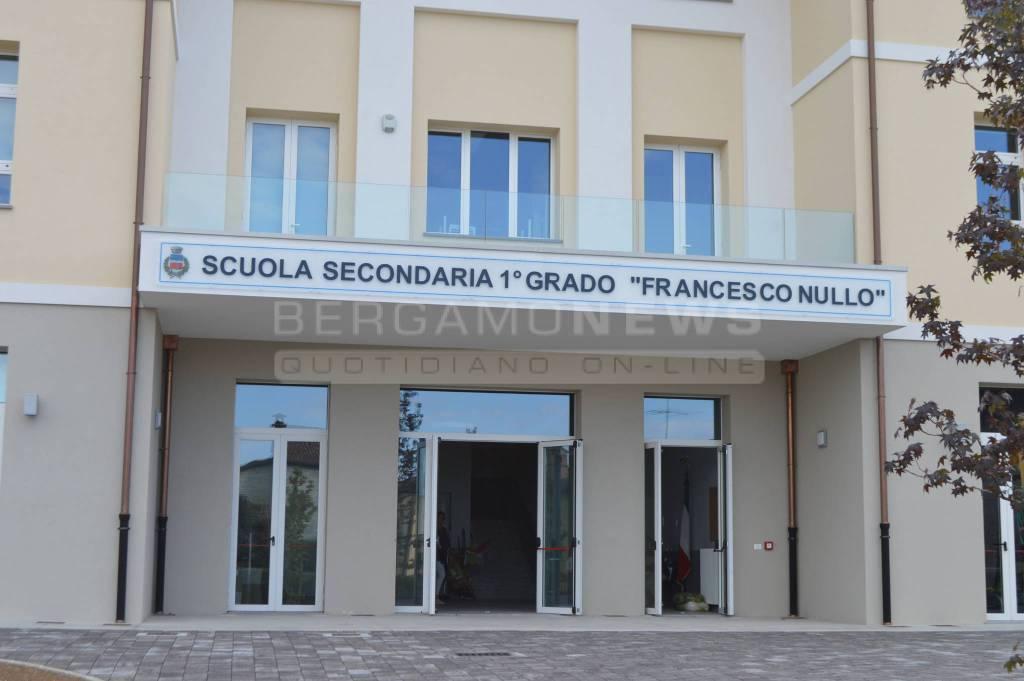 Nuova scuola media a Pedrengo