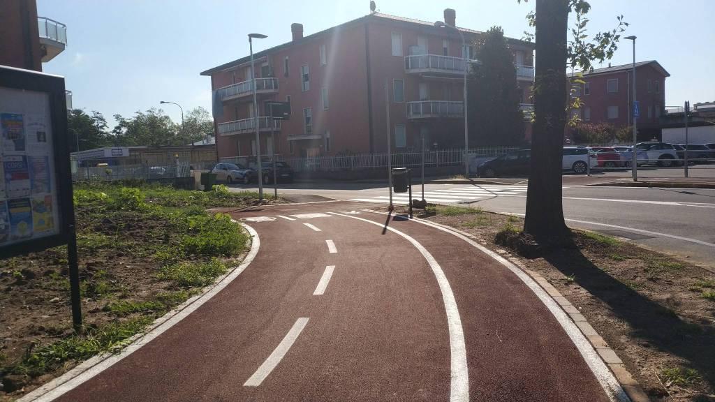 pista ciclabile treviglio