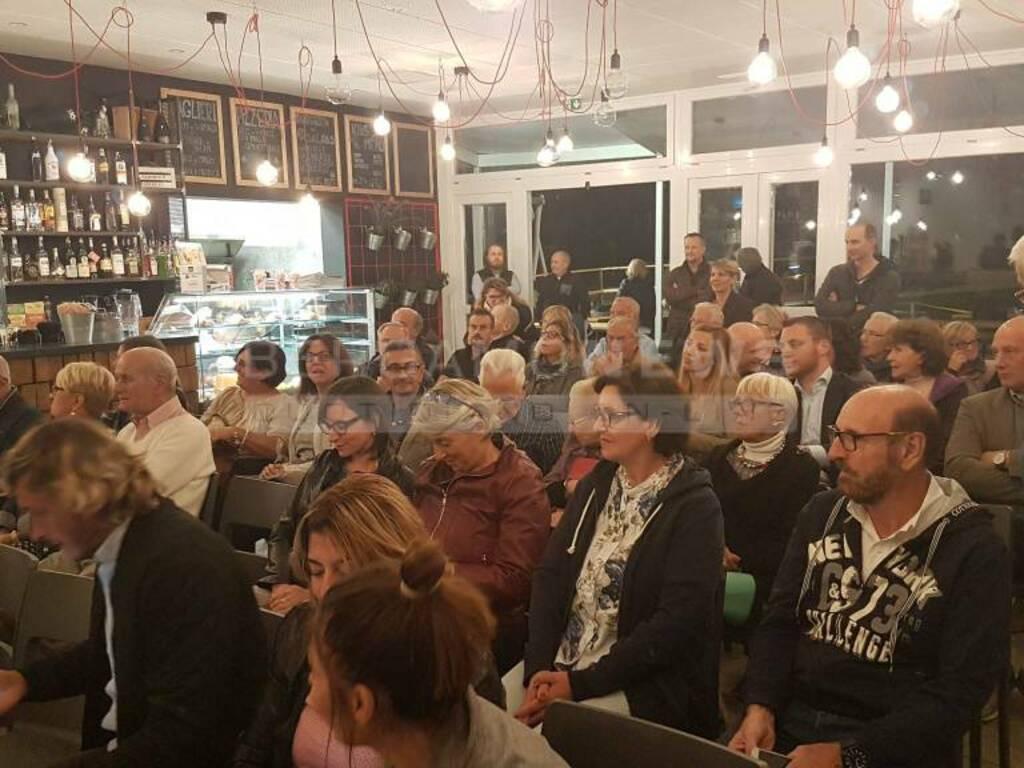 Presentazione candidatura sindaco Luca Macario - Torre Boldone